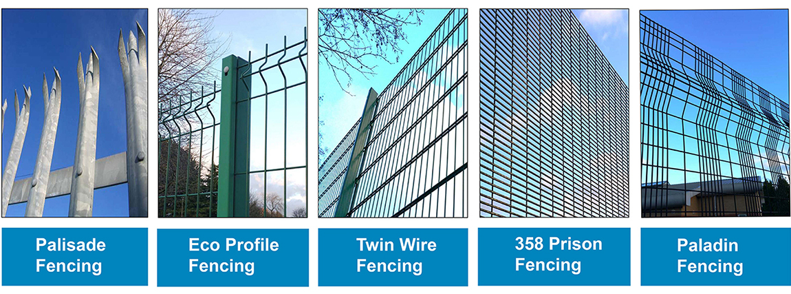 247 Security Goup Fencing